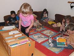 Arc en Ciel pre-school