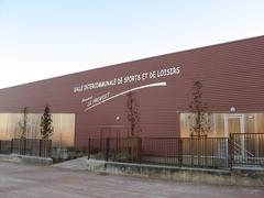 Salle de sports et de loisirs Bernard Le Provost